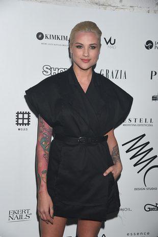 Karolina Gilon Pokazała Na Instagramie Tatuaż Na Udzie