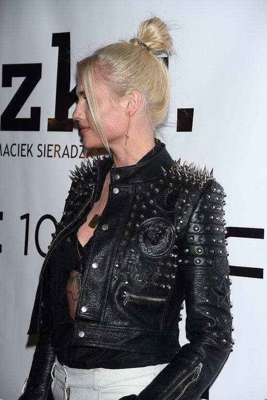 Karolina Gilon pochwaliła się nową fryzurą (Instagram)
