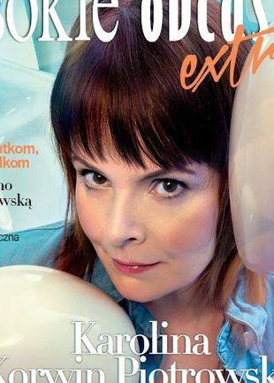 Karolina Korwin Piotrowska – jaka laska! (FOTO)