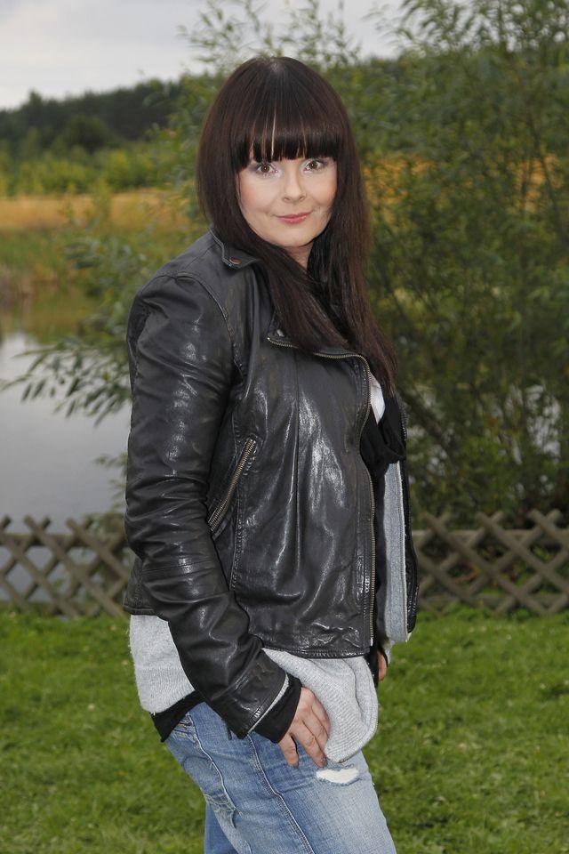 Korwin-Piotrowska: Mam siwe włosy. Dziennikarka kończy z farbowaniem