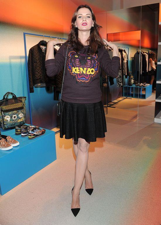 Janiak i Malinowska zrobili show w butiku Kenzo (FOTO)