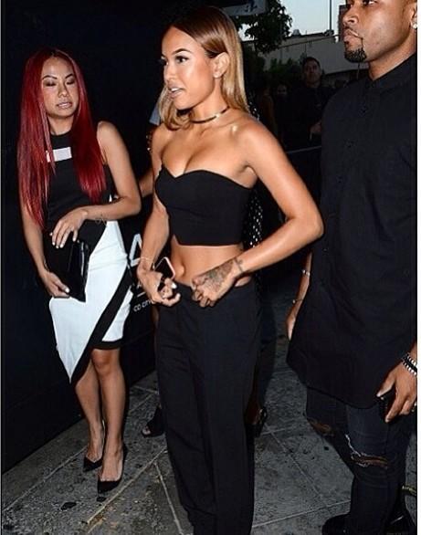 Chris Brown wyszedł na wolność!