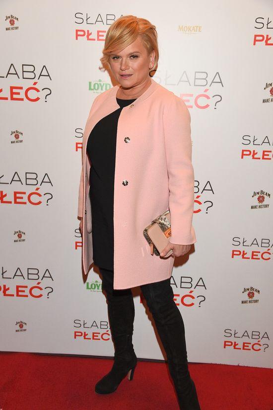 S�awy na premierze filmu S�aba p�e�? (FOTO)