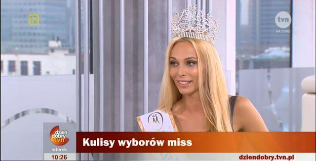 Polska miss gwiazdą tureckiej tv bez znajomości języka VIDEO