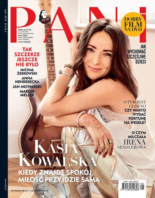 Kasia Kowalska o problemach z córką: Wagarowanie, palenie papierosów, imprezy...