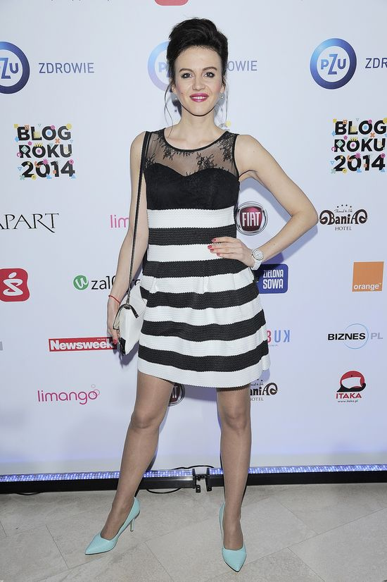 Gwiazdy na gali Blog roku (FOTO)