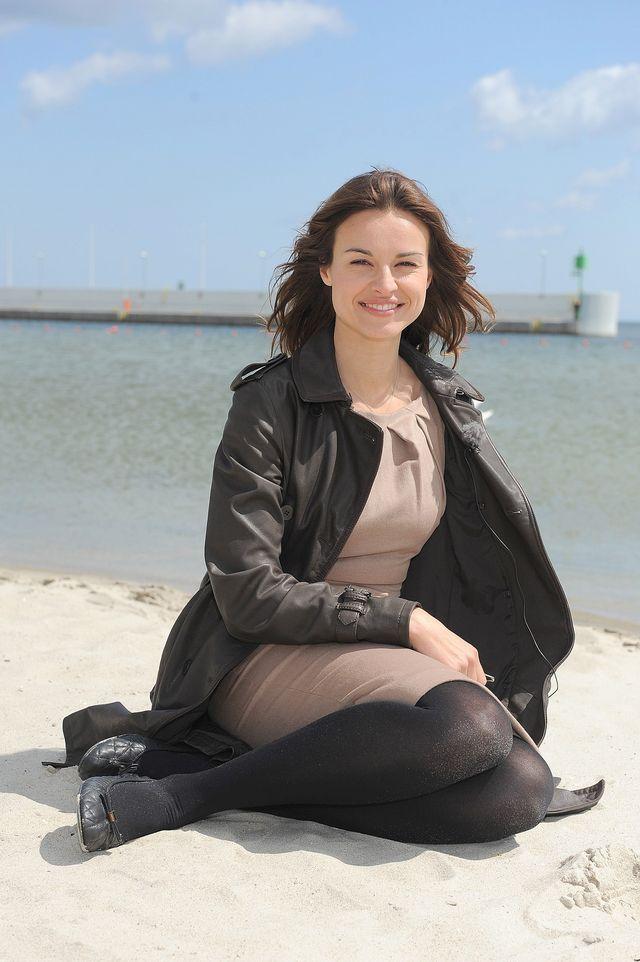 Kasia Smutniak dostała nagrodę za rolę chorej na raka