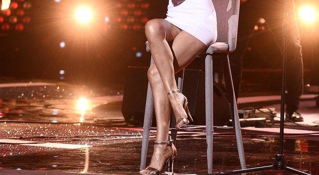 Nagi instynkt na polskiej scenie! Która gwiazda przypomniała nam Sharon Stone?