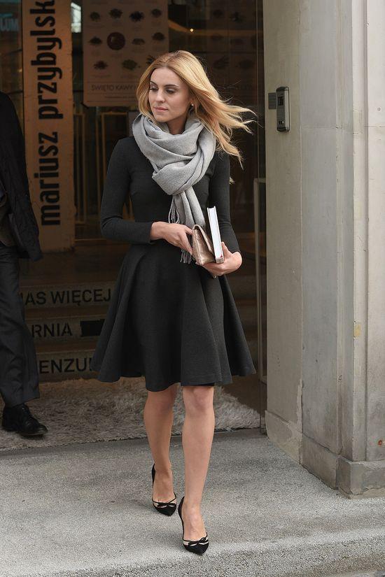 Kasia Tusk: Styl nie polega na świeceniu metką Louis Vuitton