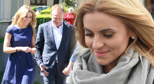 Kasia Tusk: Jestem z ciebie taka dumna, Tatusiu!