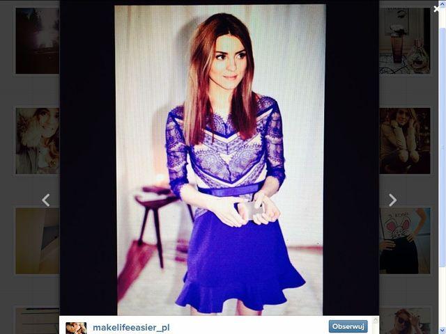 Kasia Tusk pokazuje swoje życie na Instagramie (FOTO)