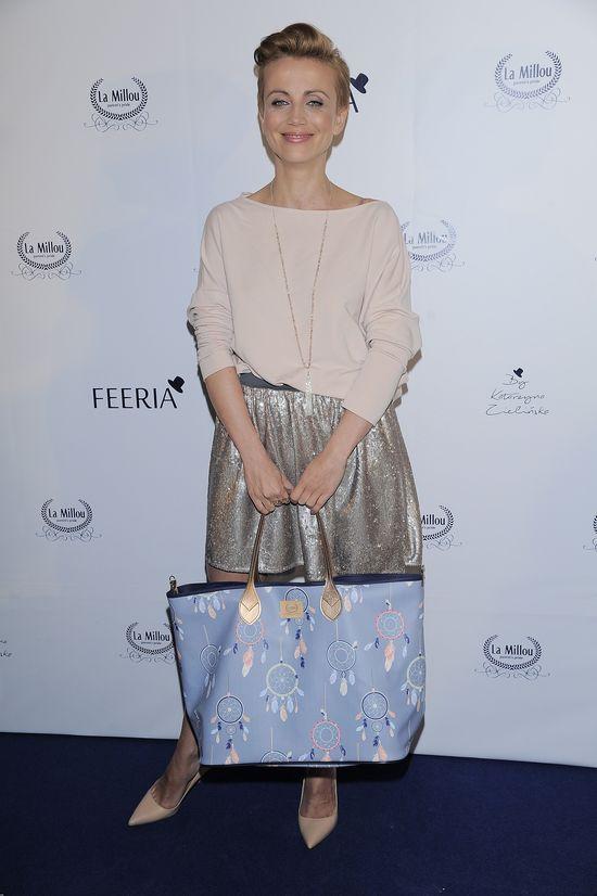 Zielińska: Nie zaprojektowałabym toreb dla aktywnej mamy...