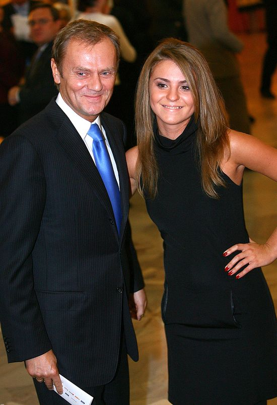 Co Donald Tusk robi na blogu Kasi? (FOTO)