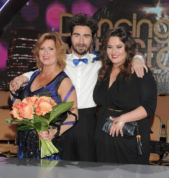 Córka Kasprzyk wspiera mamę (i Klimenta) w Tańcu z gwiazdami