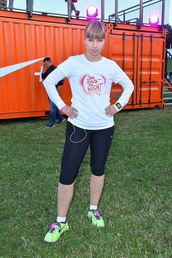Kasia Bujakiewicz: Mam rozmiar 36!