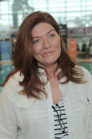 Katarzyna Dowbor poprowadziła festiwal disco polo
