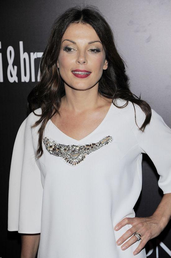Katarzyna Glinka zaszalała z długością sukienki (FOTO)