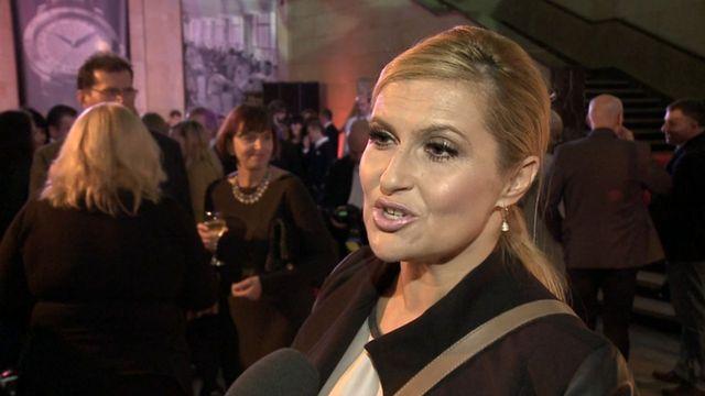 Katarzyna Skrzynecka chce wrócić do Tańca z gwiazdami