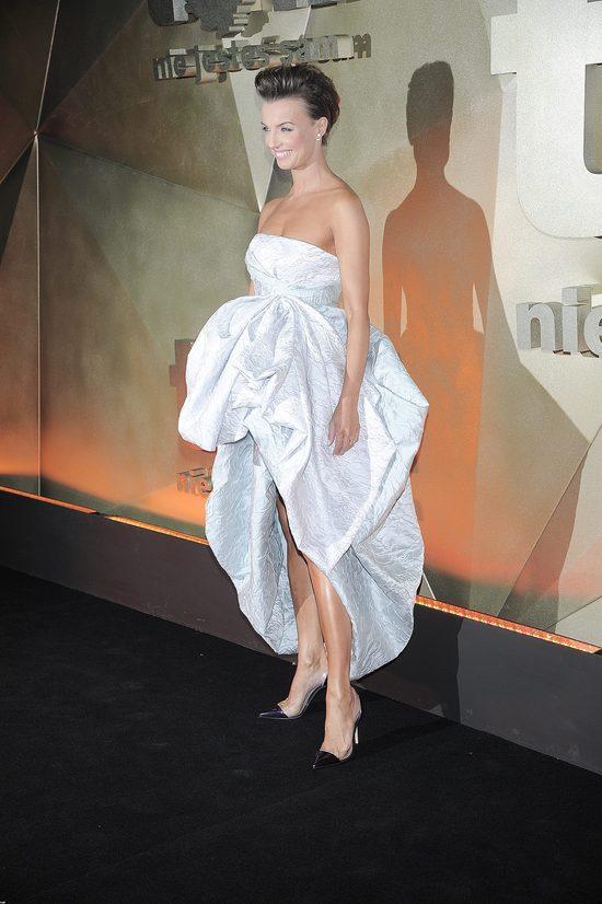 Ta sukienka Anny Wendzikowskiej może Was zaskoczyć (FOTO)