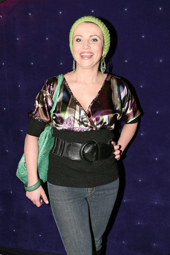 Kasia Zieli�ska o ubraniach z sieci�wek (FOTO)