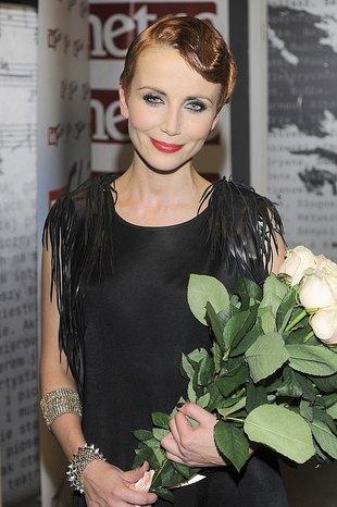 Katarzyna Zielińska i jej rozkrok nad magnoliami (FOTO)
