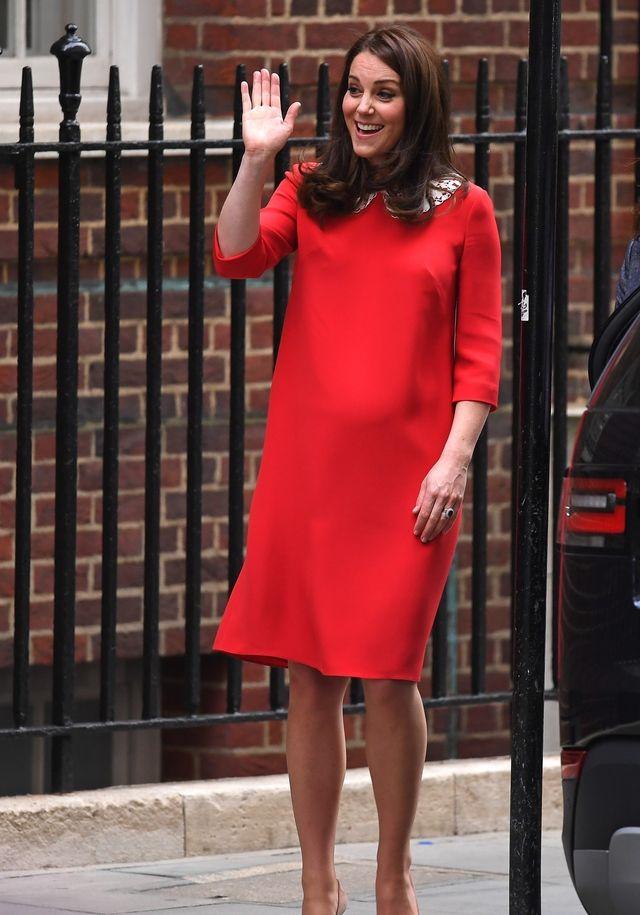 Dlaczego wszystkie porody księżnej Kate były krótkie?