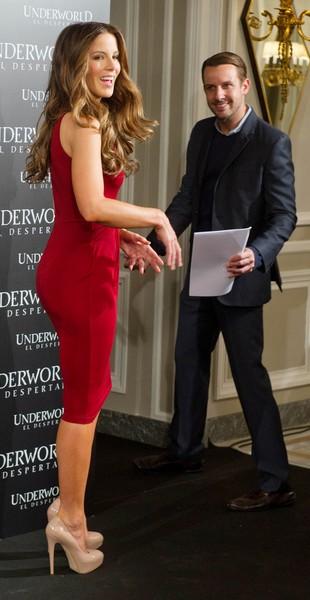 Kate Beckinsale o Colinie Farrellu: To cudowny ojciec