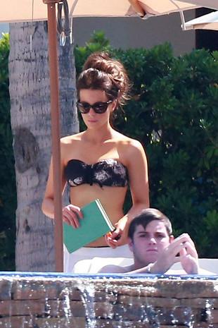 Kate Beckinsale w bikini (FOTO)