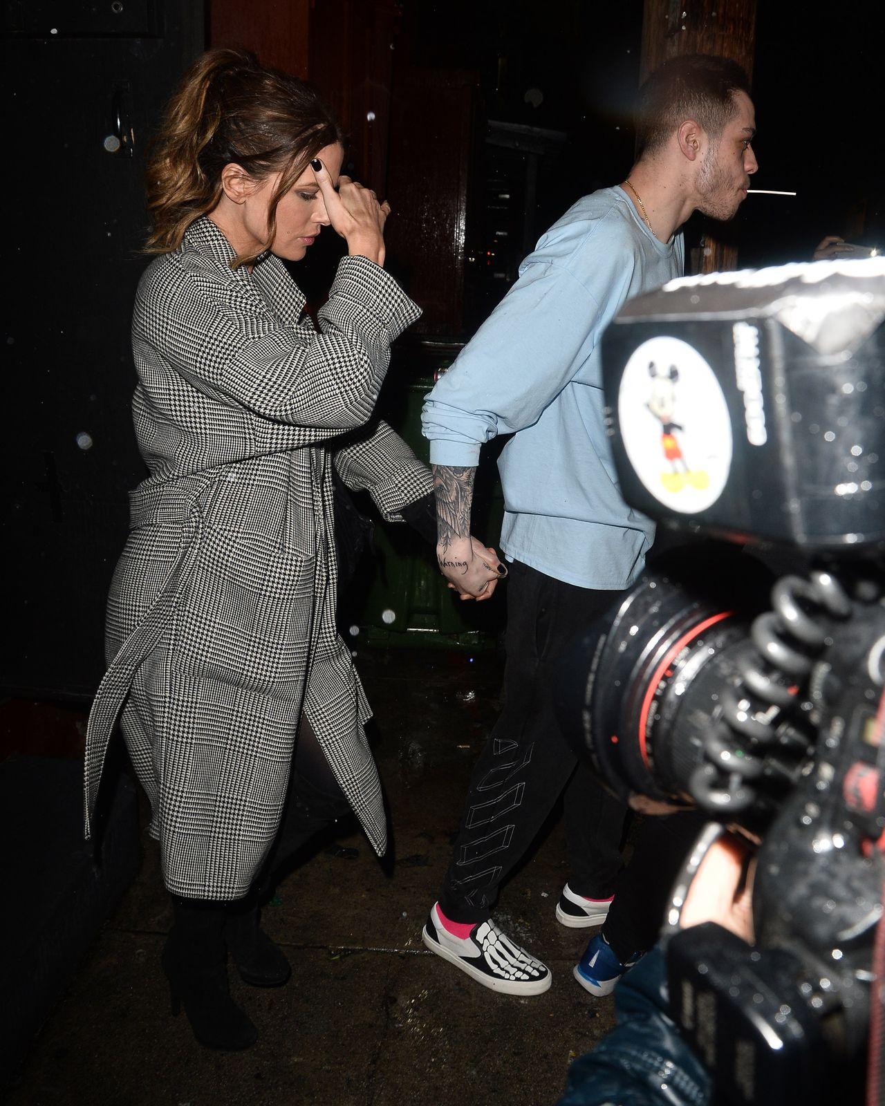 45-letnia Kate Beckinsale ZA RĘKĘ z 25-letnim Pete Davidsonem (ZDJĘCIA)