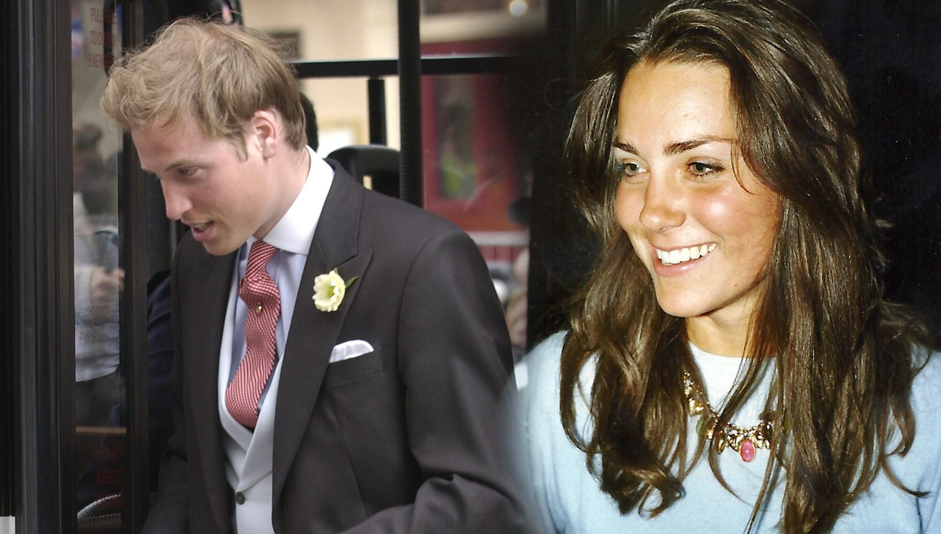 Co robiła Kate, gdy ROZSTAŁA SIĘ z Williamem na studiach?