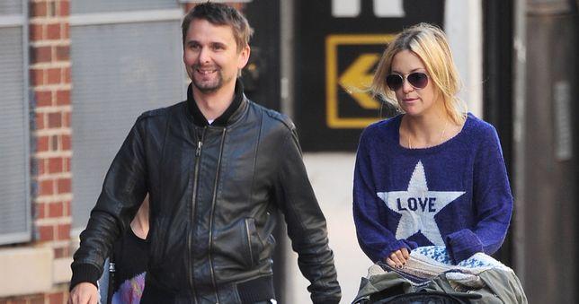 Kate Hudson zerwała zaręczyny z Mattem Bellamy?