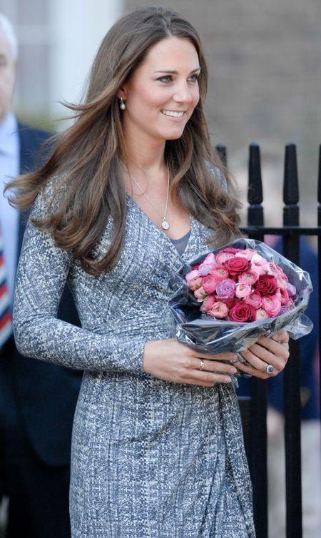 Księżnej Kate zaokrąglił się nie tylko brzuszek (FOTO)