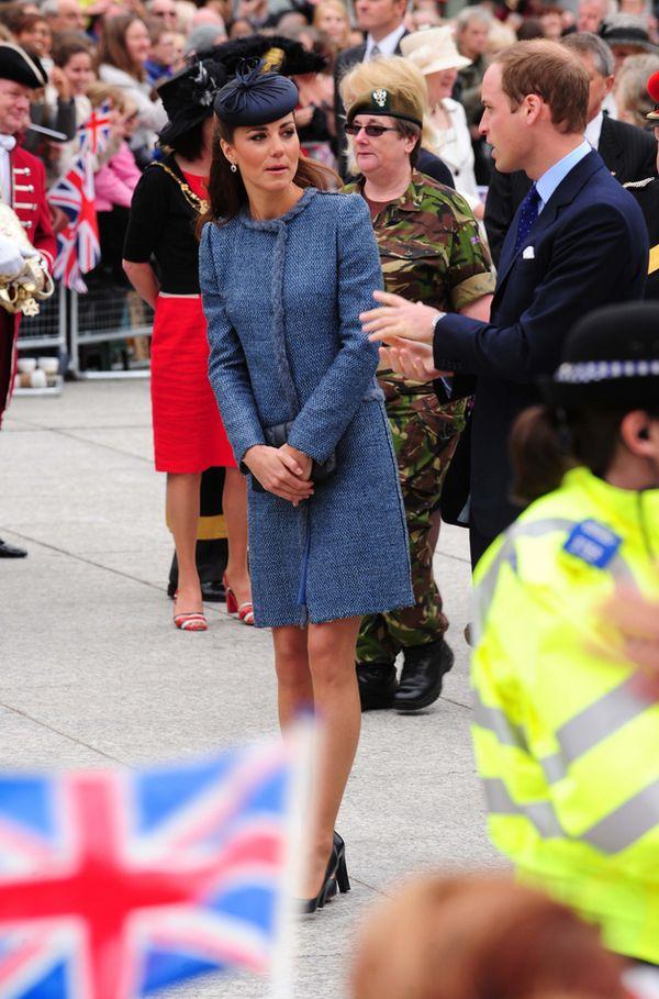 Kate Middleton ma ogłosić ciążę za miesiąc