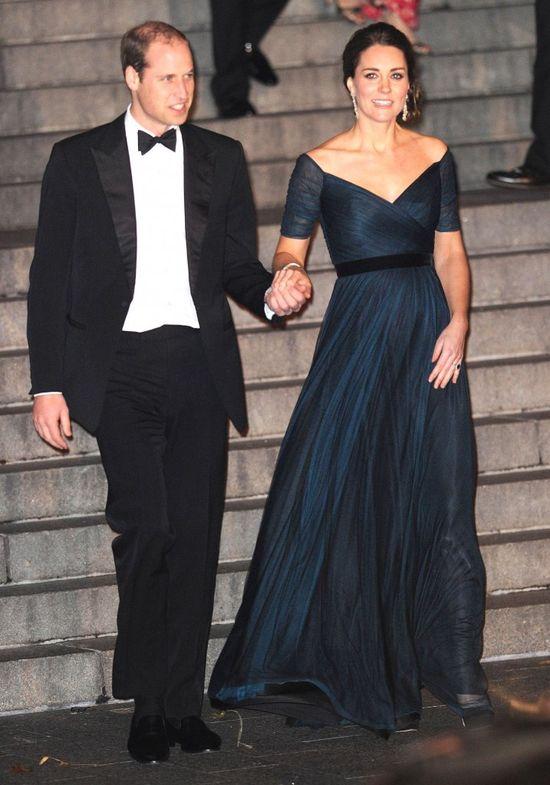 Tymi kreacjami Kate Middleton rozkochała w sobie Amerykanki