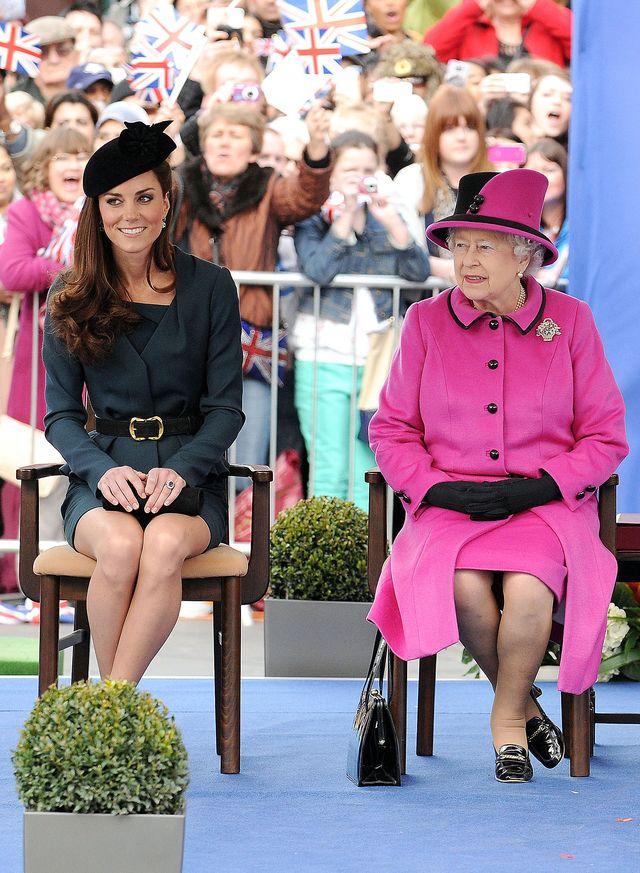 Księżna Kate wspomina, jak gotowała dla Królowej Elżbiety II