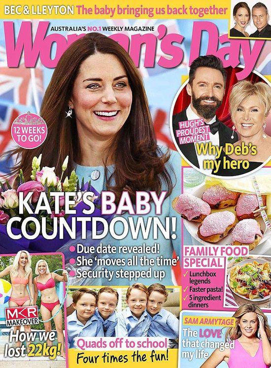 Jak ksi�na Kate da na imi� swojemu drugiemu dziecku?