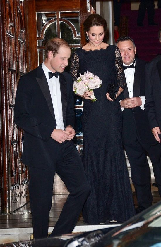 Kr�lowa El�bieta upokorzy�a ksi�n� Kate? (FOTO)