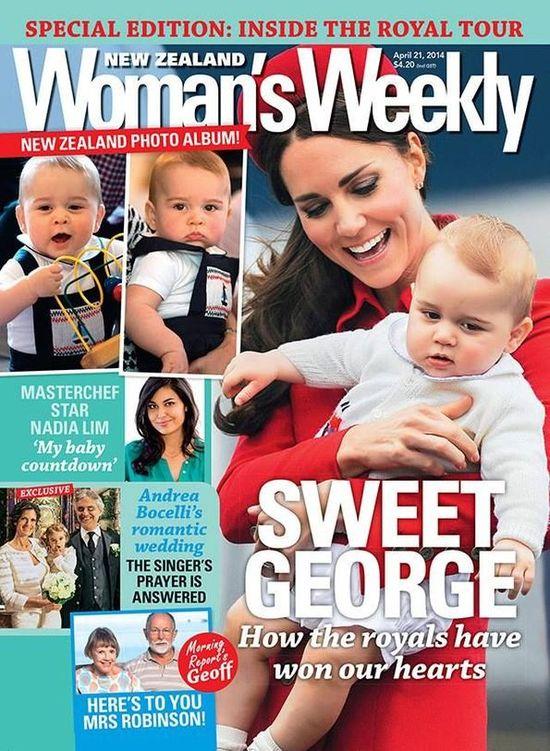 Księżna Kate i William wybrali imię dla drugiego dziecka!