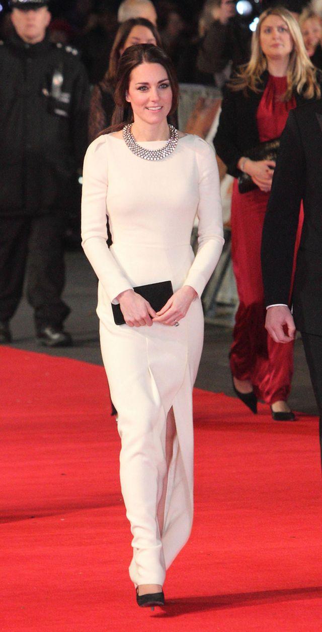 Ciężarna Kate Middleton waży jedynie 40 kilogramów!