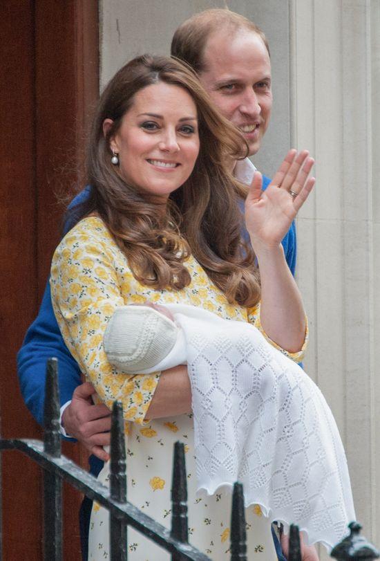 Jak Kate Middleton wróciła do wagi sprzed porodu...