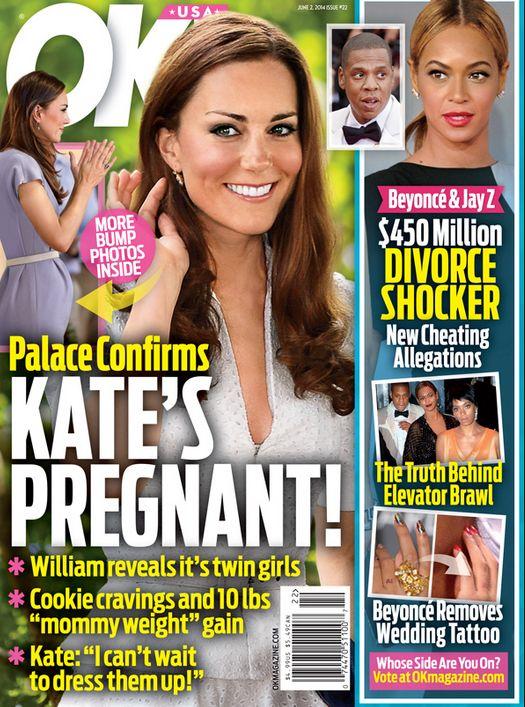 Księżna Kate załamana swoją wagą!
