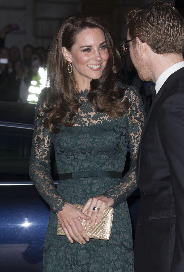 Czym zajada się ciężarna Kate Middleton?