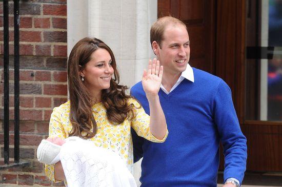 Brangelina na herbatce u księżnej Middleton