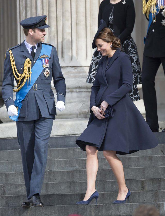 Fryzjer by� przy Kate Middleton przy porodzie?