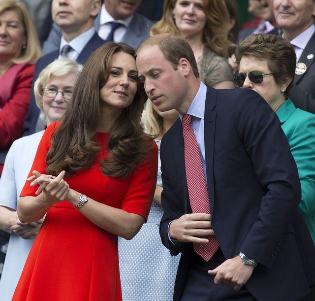 Księżna Kate i książę William oderwali się od pieluch (FOTO)