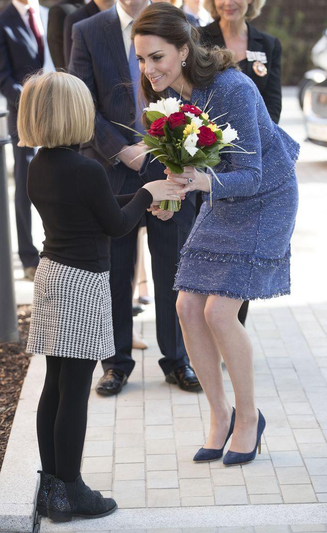 Za ten cud księżna Kate dziękuje Meghan Markle!
