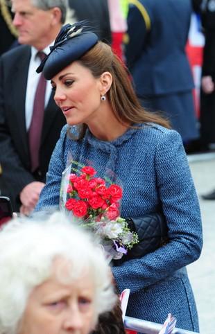 Kate Middleton może urodzić w każdej chwili!
