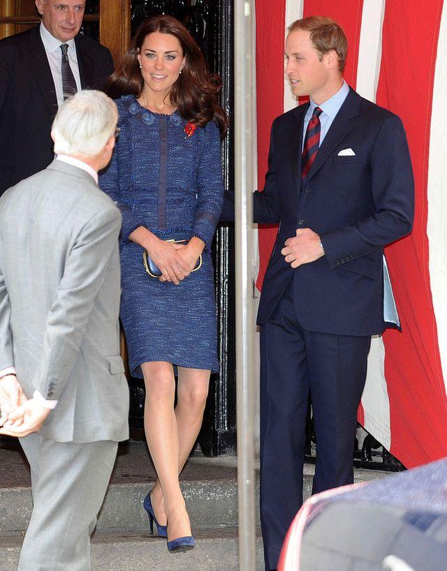 Kate Middleton w ciąży - TO OFICJALNE!