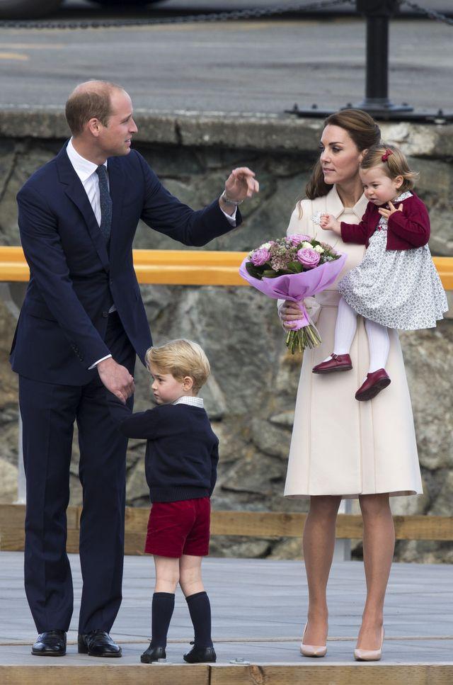 Powód, dla którego Kate i William NIE ZNAJĄ płci swojego trzeciego dziecka