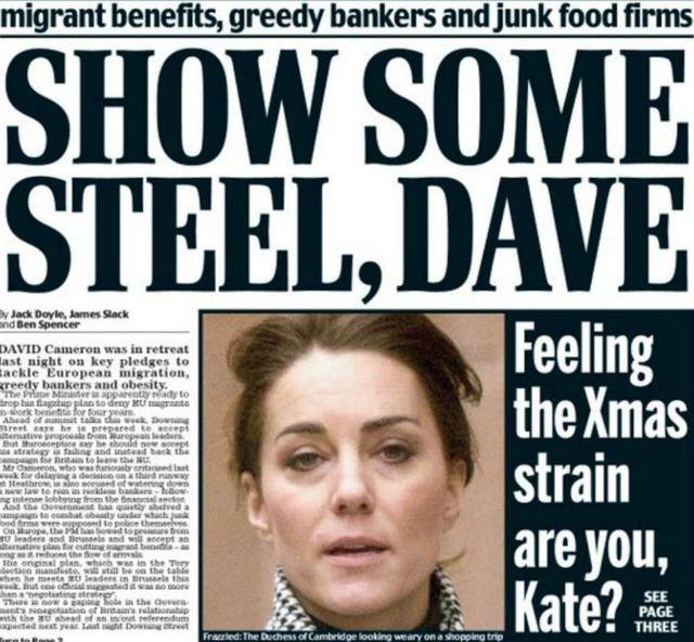 Ta publikacja o Kate Middleton wywołała lawinę krytyki